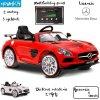 112cd6cec Joko Elektrické autíčko Mercedes SLS AMG, 3 rýchlosti, červené PA0105 CZ (2  x