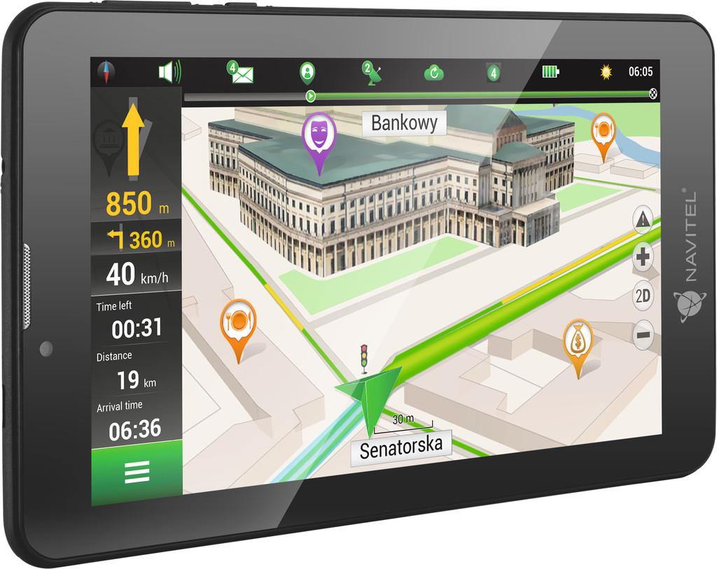 navigácia do auta Navitel T700 Lifetime