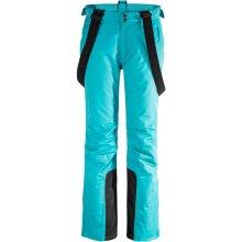 Outhorn Dámske lyžiarske nohavice SPDN600HOZ17TRQ tyrkysové