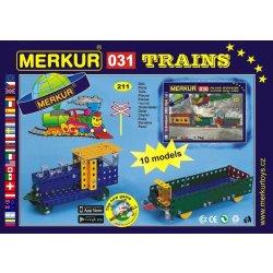98abb8946a Merkur M 031 železničné modely od 18