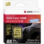 AgfaPhoto SDHC 32GB UHS I U3 10605