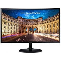 "24"" prehnutý LCD monitor Samsung C24F390F"