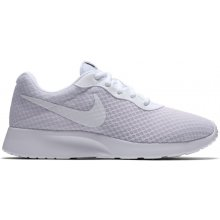 ccce65aac Nike Tanjun Slip On Ladies Trainers White/Platinum