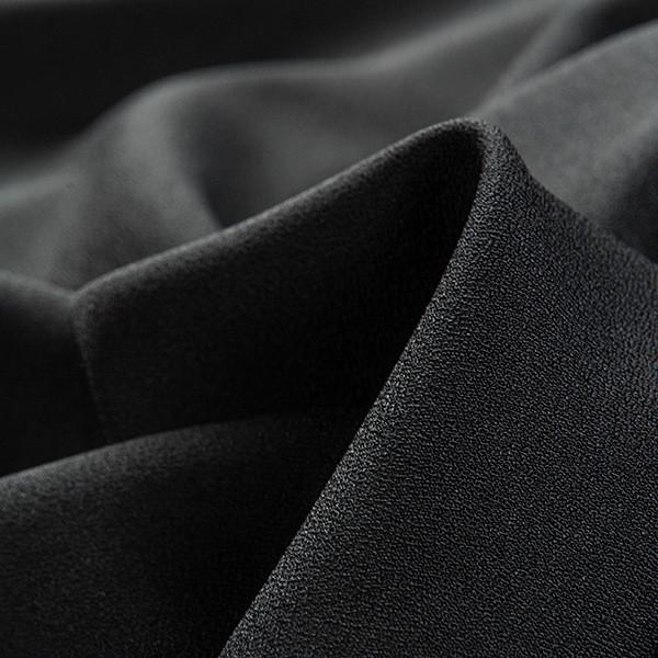 Žoržet šatový obojstranne pružný čierny alternatívy - Heureka.sk 25241d0d38e