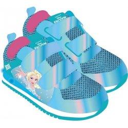 Disney Brand Dievčenské svietiace tenisky Frozen modré od 30 098fe06ee53