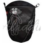 Pinkie nánožník Big Monkey slabší black