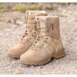 Taktická obuv SCORPION Coyote acf09786b1