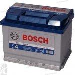 Bosch S4 12V 60Ah 540A, 0 092 S40 050