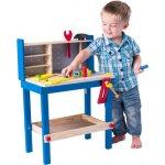 WOODY drevený pracovný stôl Maxiponk 90876