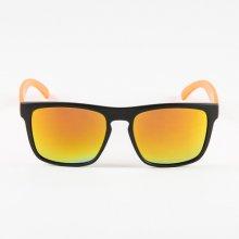 Sunmania Wayfarer zrkadlové 040 oranžové
