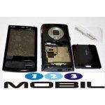 Kryt Nokia N95 čierny
