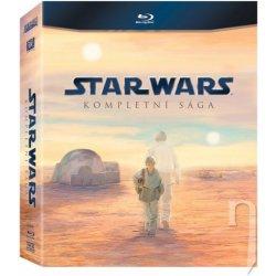Kompletní sága: Star Wars - Complete Saga BD