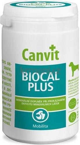 Vitamíny a doplnky stravy pre psov Canvit - Heureka.sk d876463eb25