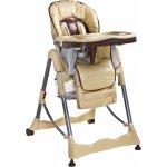 Detské jedálenské stoličky Caretero