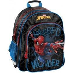 Paso batoh Spiderman ergonomický 38cm černý alternatívy - Heureka.sk 81c4426153