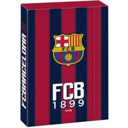 628d782370 Box na zošity A4 FC Barcelona od 3