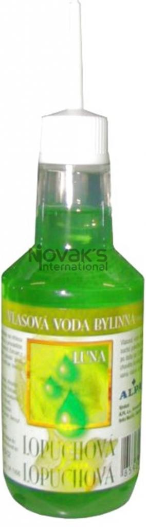 vlasová voda bylinná