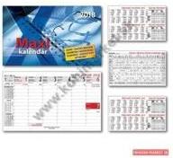 f1e619f6a Stolový kalendár pracovný stĺpcový 2019 od 1,83 € - Heureka.sk