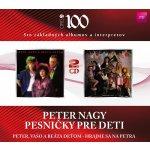 OPUS 100 Vol. 74: Pesničky Pre Deti Peter, Vašo A Beáta Deťom • Hrajme Sa Na Petra