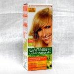 Garnier Color Naturals s dvojitou olivovou starostlivosťou veľmi svetlá blond dúhová 9.13
