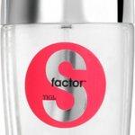 Tigi S-Factor sprej pre vlasy namáhané teplom (Flat Iron Shine Spray) 125 ml
