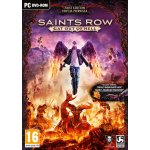 Saints Row 4: Gat Out of Hell (First Edition)