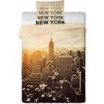 Jerry Fabrics Obliečky New York bavlna 140x200 70x90