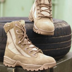 6e2be6a2cd Army topánky pánske COYOTE TACTICAL BOOTS TWO-ZIP alternatívy ...