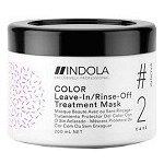 Indola Innova Color Leave-In Rinse-Off Treatment Mask 200 ml