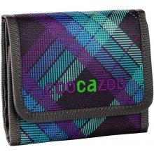 Peňaženka COOCAZOO CashDash, Check Mint