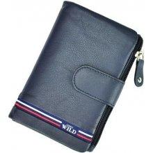 0a18c0856 Always Wild dámská kožená peňaženka Celtic Modrá