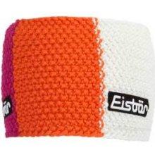 2643e14d1b0 Eisbär zimní čelenka Jamies Flag STB růžová oranžová bílá