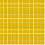 Premium Mosaic Mozaika žltá 2,5x2,5 cm - MOS25YE