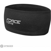 Force Move športová čelenka čierna