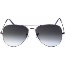 Urban Classics Sunglasses PureAv Youth gun/grey