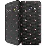 Púzdro i-Paint - HARD CASE Sweety Galaxy A3 2017 farebné