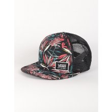 Vans Beach Bound Trucker Black California Floral 5e487f12525