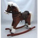 Alltoys Houpací kůň závodní