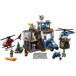 LEGO City 60174 Horská policajná stanica