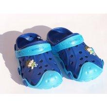 3be970fa8c57 Detská obuv k vode SU81822-3 modrá