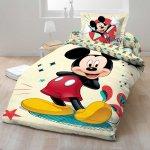 Jerry Fabrics obliečky Mickey 2012 bavlna 140x200 70x90