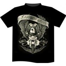 RockEagle 4439 T Shirt Tričko Póló