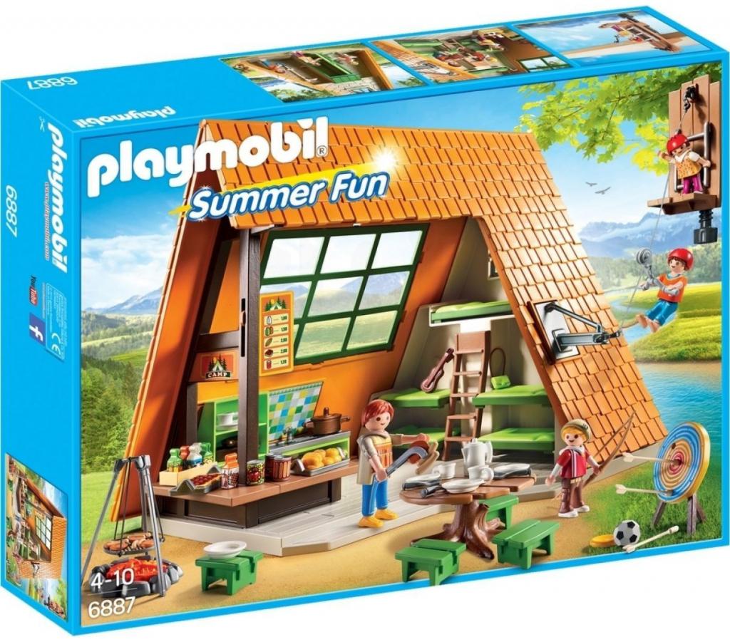 285a549e5 Playmobil 6887 Veľká prázdninová chata od 56,69 € - Heureka.sk