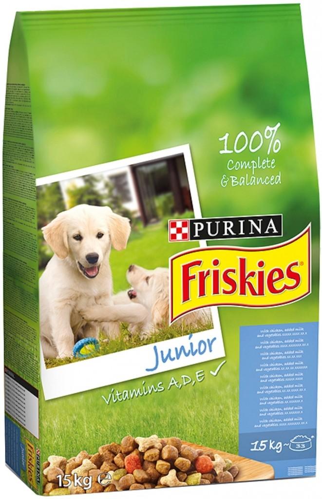 Purina Friskies Dog Junior 15 kg