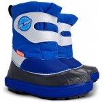 Demar Chlapčenské snehule Baby Sports B modré
