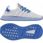 35e5724aa04b7 Adidas Originals Detské tenisky DEERUPT RUNNER J Biela / Modrá