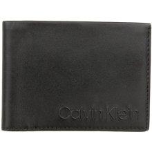 Calvin Klein čierna pánska peňaženka Burn Slimfold 8CC cc02d8eb245