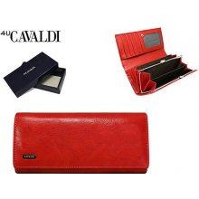 Cavaldi Peňaženka ECO GD24-3 červená 3c32ca642c7