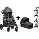 Baby Jogger City Select čierna konštrukcia Charcoal 2016