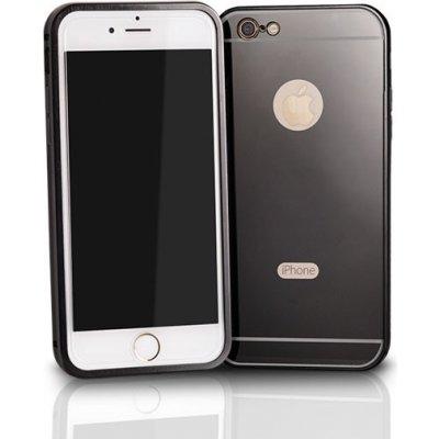 Púzdro Bumper Lustro Samsung A500 Galaxy A5 čierne